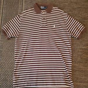 Brown Polo shirt by Ralph Lauren